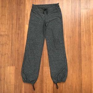 Lululemon draw string loose fit yoga pants